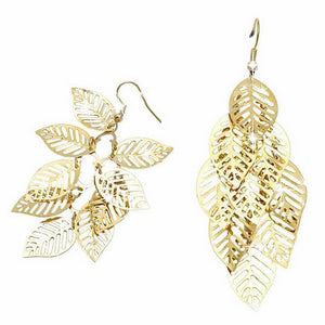 Boho Leaf Earrings | Bohemian Earrings