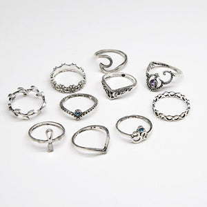 Bohemian Ring Accessories