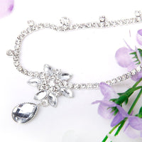 Charm Wedding Bridal Head Chain Hair Headband Headpiece