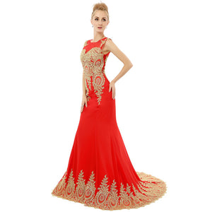 2018 New Colorful Cheap Long Prom Dresses Sleeveless Sexy Mermaid Fashion Prom Gowns Custom Size Vestido De Festa z102409