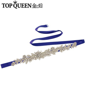 Royal Wedding Sash