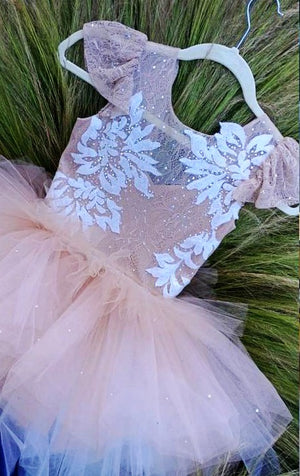 Snowflake Ball Gown