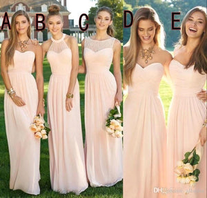 Delora Bridesmaid Dress