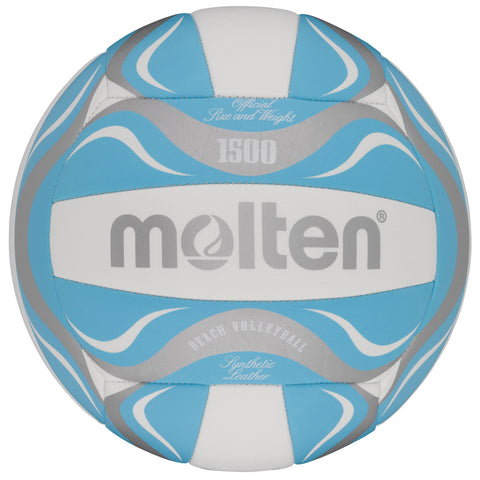 BV1500 Beach Volleyball - Light Blue