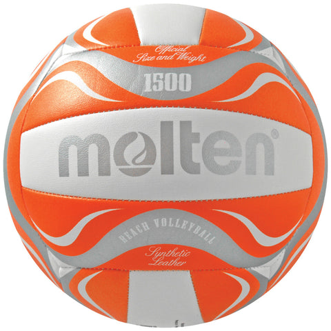BV1500 Beach Volleyball - Orange