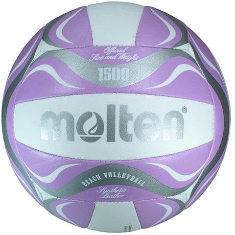BV1500 Beach Volleyball - Purple