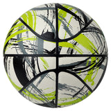 3501 Series Basketball - White/Green