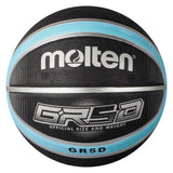 GRX Series Basketball - Black/Light Blue
