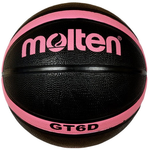 BGTX Series Basketball - Black/Pink
