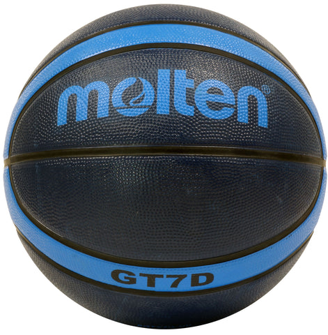 BGTX Series Basketball - Blue