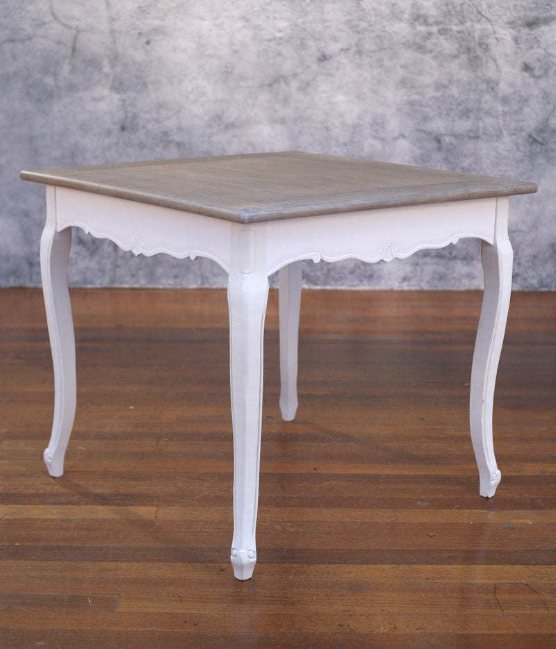 90x90 Dining Table French Provincial