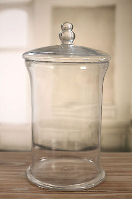 Glass Jar Table Centre Lolly Buffet Apothecary Homewares 41cms BRAND NEW