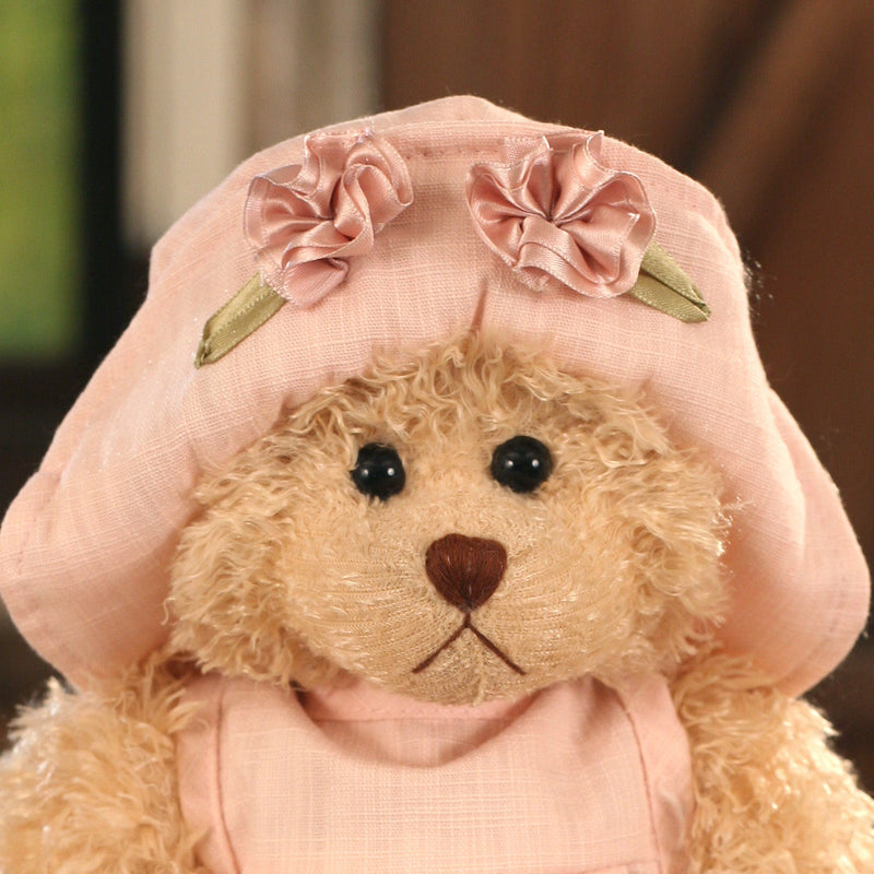 Teddy Bear 'Bethany' Settler Bears Handmade Dressed Collectable Gift Decor 38cm