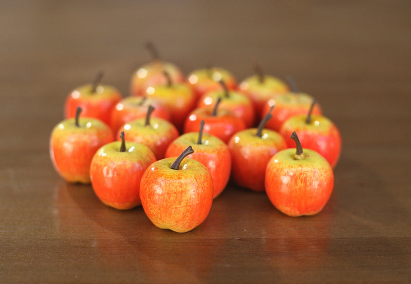 100 x Artificial Crab Apples