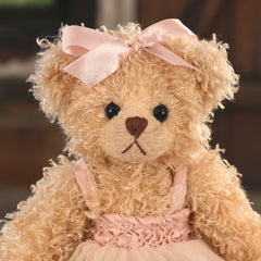 Teddy Bear 'Juliana' Settler Bears Ballet Girl 25cms