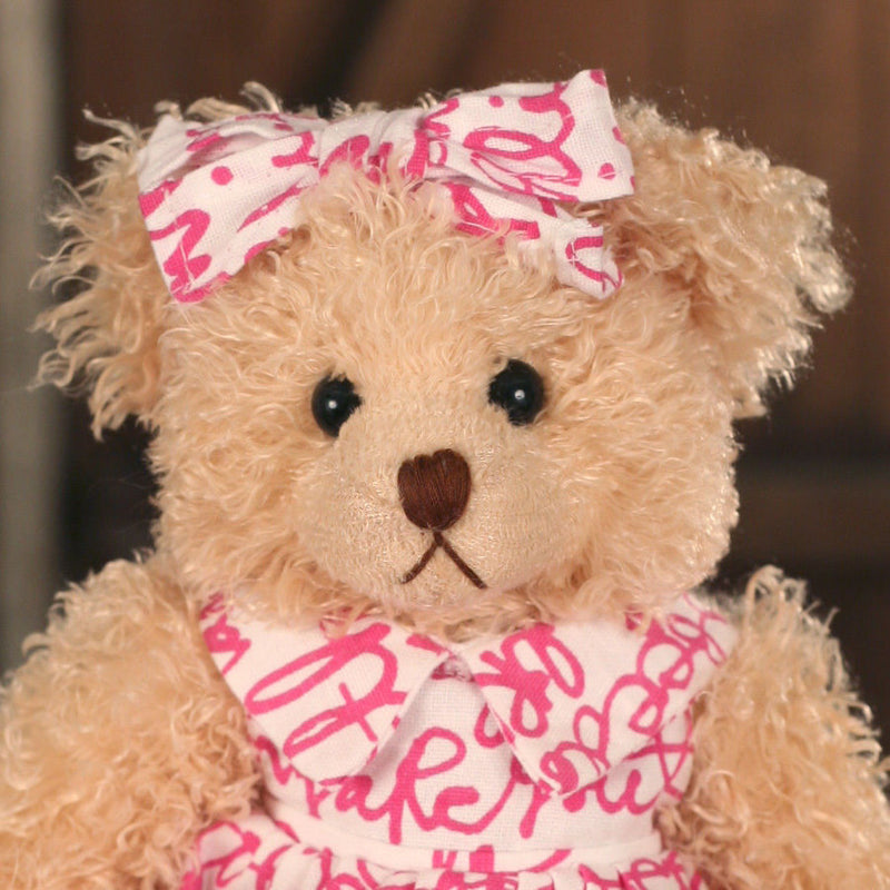 Teddy Bear 'Sophie' Settler Bears Handmade Script Dressed Collectable Gift 25cms