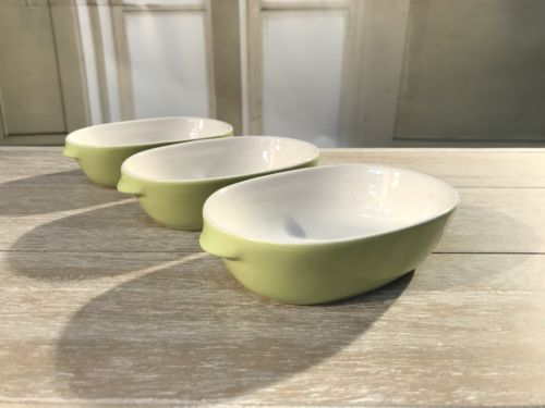 9 x Condiment Dishes Sauce Bowls Decor Bowls Serveware 15cms Red Green Yellow
