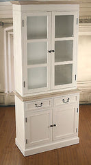 Kitchen Dresser French Provincial Display Unit Buffet and Hutch