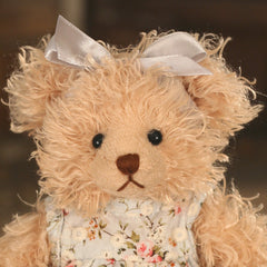 Teddy Bear 'Esther' Settler Bears Handmade Dress Collectable Gift 20cms NEW