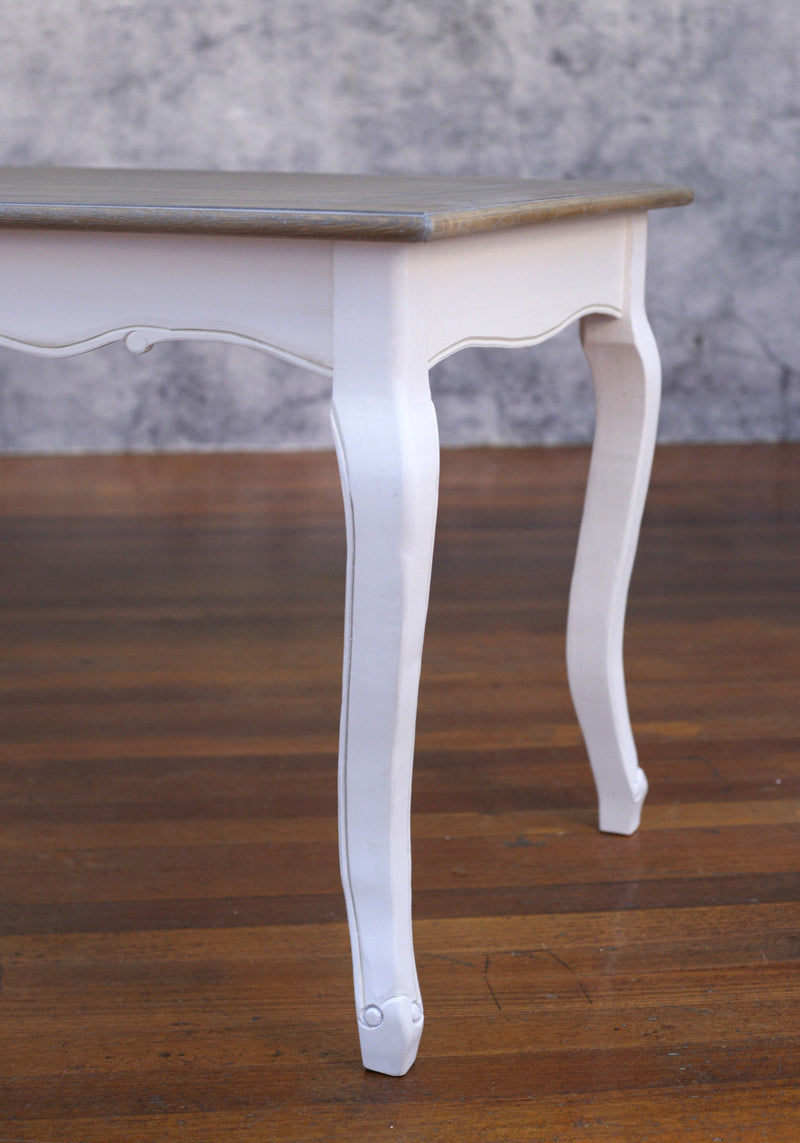 Dining Table French Provincial 160x80cms