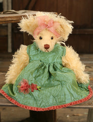 Teddy Bear 'Fern' Settler Bears Handmade Collectable Gift 25cms BRAND NEW