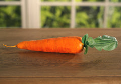 Artificial Carrot Fake Vegetables Faux Food Home Decor Kitchen Party Wedding