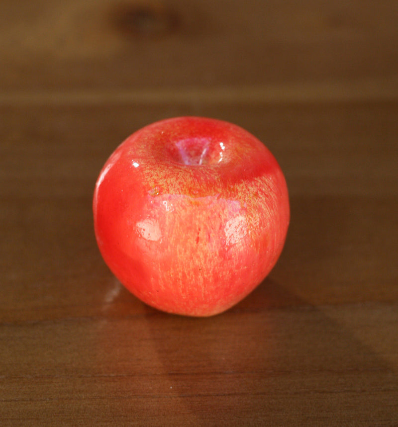 50 x Artificial Apple Crab (Stemless) Fake Fruit 6cms