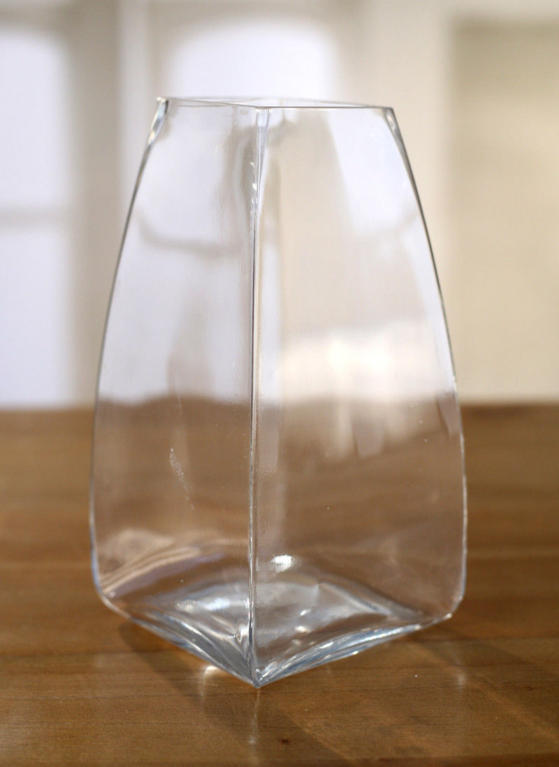 Vase Premium Glass Home Decor Giftware Homewares Flower Vase 32cms