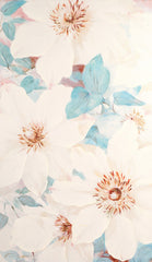 Linen Wall Art - Butterfly 60x80cms