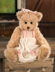 Teddy Bear 'Summer' Settler Bears Handmade Cupcake Dress Collectable 38cms NEW