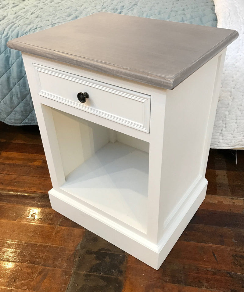 Fontaine Bedside Chest Table 1 Drawer