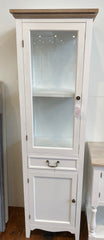 Display Unit 'Chandon' White - Right Handles