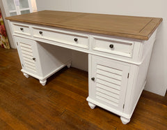 Hunter Desk - 8 Drawer Work Station