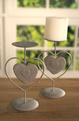 Metal Candle Stem 40cms