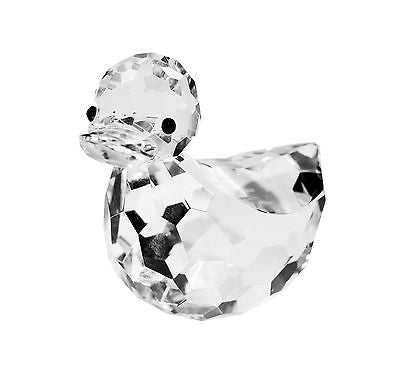 Duck Ornament Crystal Home Decor Gift 12cms BRAND NEW
