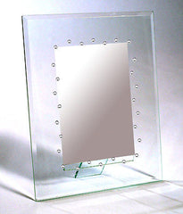 Premium Glass Photo Frame 3.5x5 Picture Frame Gift Boxed Home Decor NEW