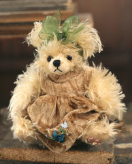 Teddy Bear 'Danni' Settler Bears Handmade Dress Collectable Gift 15cms NEW