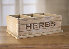 Herb Box Kitchen Storage Box