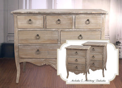 Bienville Chest of Drawers French Provincial Dresser