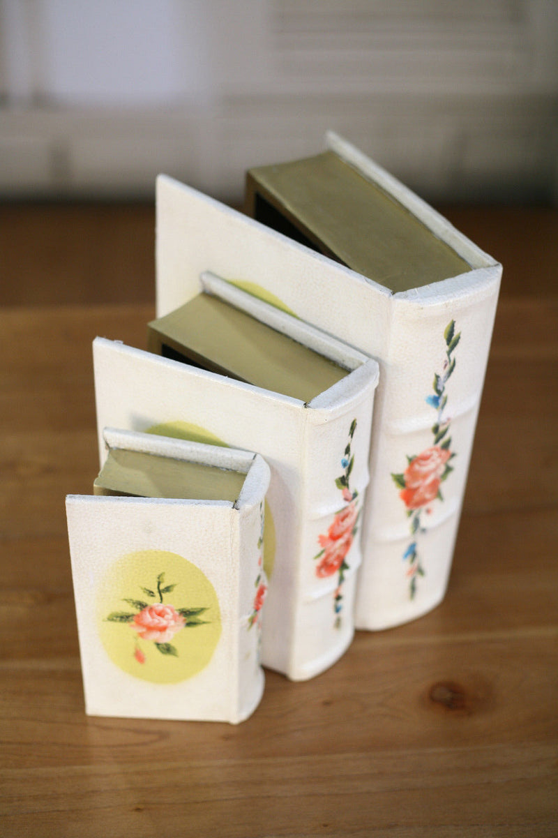 Secret Compartment Faux Books French Provincial Homewares Gift New Large Size