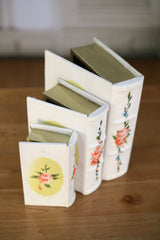 Secret Compartment Faux Books French Provincial Homewares Gift New Small Size