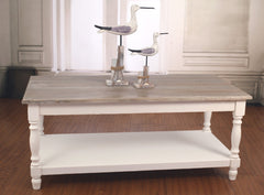 Beachmere Coffee Table Hamptons Style 120x60