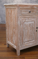 Buffet Chest French Provincial Country Solid Hardwood Sideboard Furniture 186cms