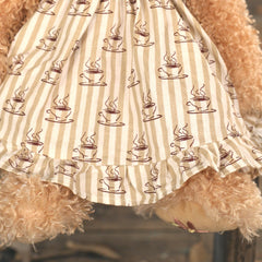 Teddy Bear 'Tamara' Handmade Settler Bears Collectable Dressed 38cms BRAND NEW