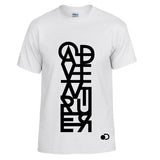 Discovery Adventures Mash Text Men's T Shirt