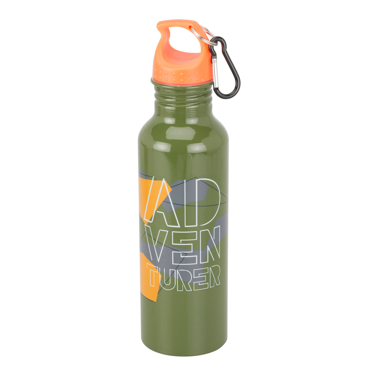 Discovery Adventures 750ml Adventure Water Bottle (Camo)