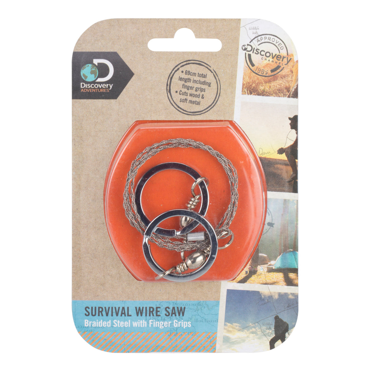 Discovery Adventures Survival Wire Saw