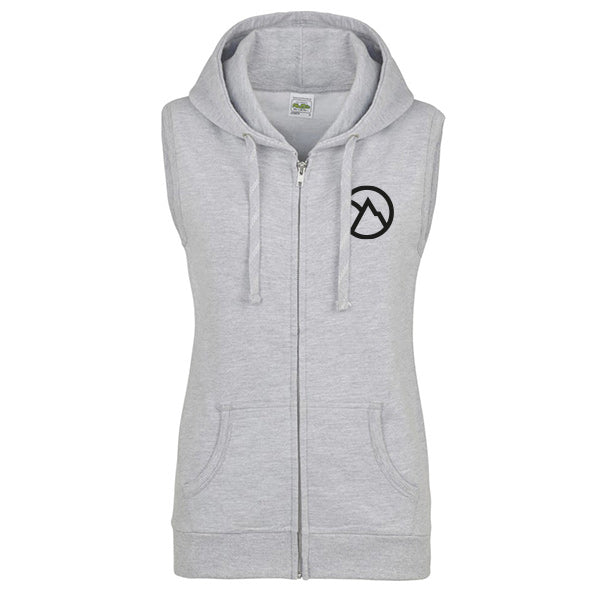 Discovery Ladies Sleeveless Hoodie