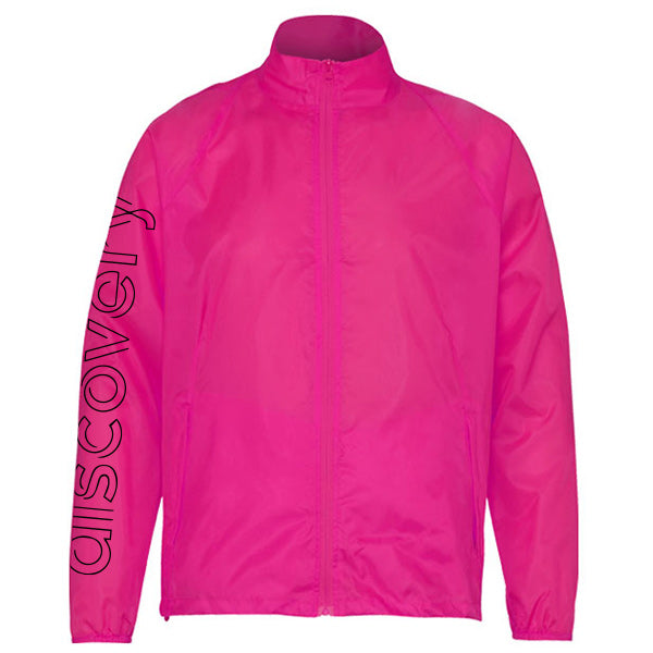 Discovery Ladies Waterproof Jacket