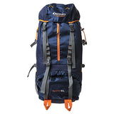 DA 85L Rucksack w/ Hydration Bladder Holder (Blue/Orange)